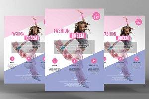 Fashion Dream Flyer