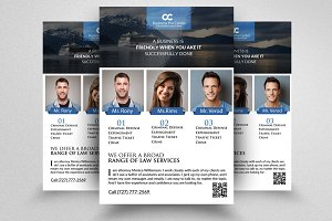 Auditing Firm Business Flyers