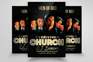 Church Conference Flyers