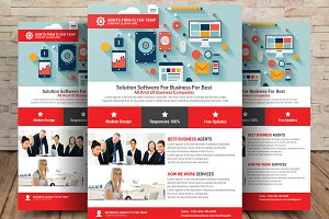 Amazing Business Flyer Template