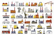 Industrial set
