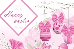 Easter in pink