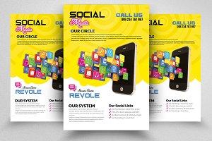 Social Media Flyer Templates