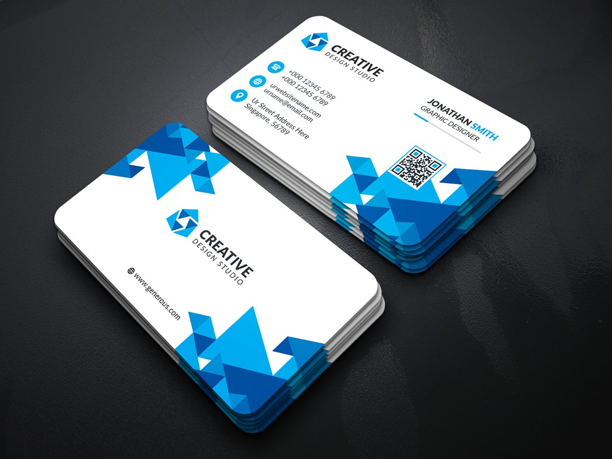 Corporate business cards business card templates creative market pattern business cards magicingreecefo Gallery