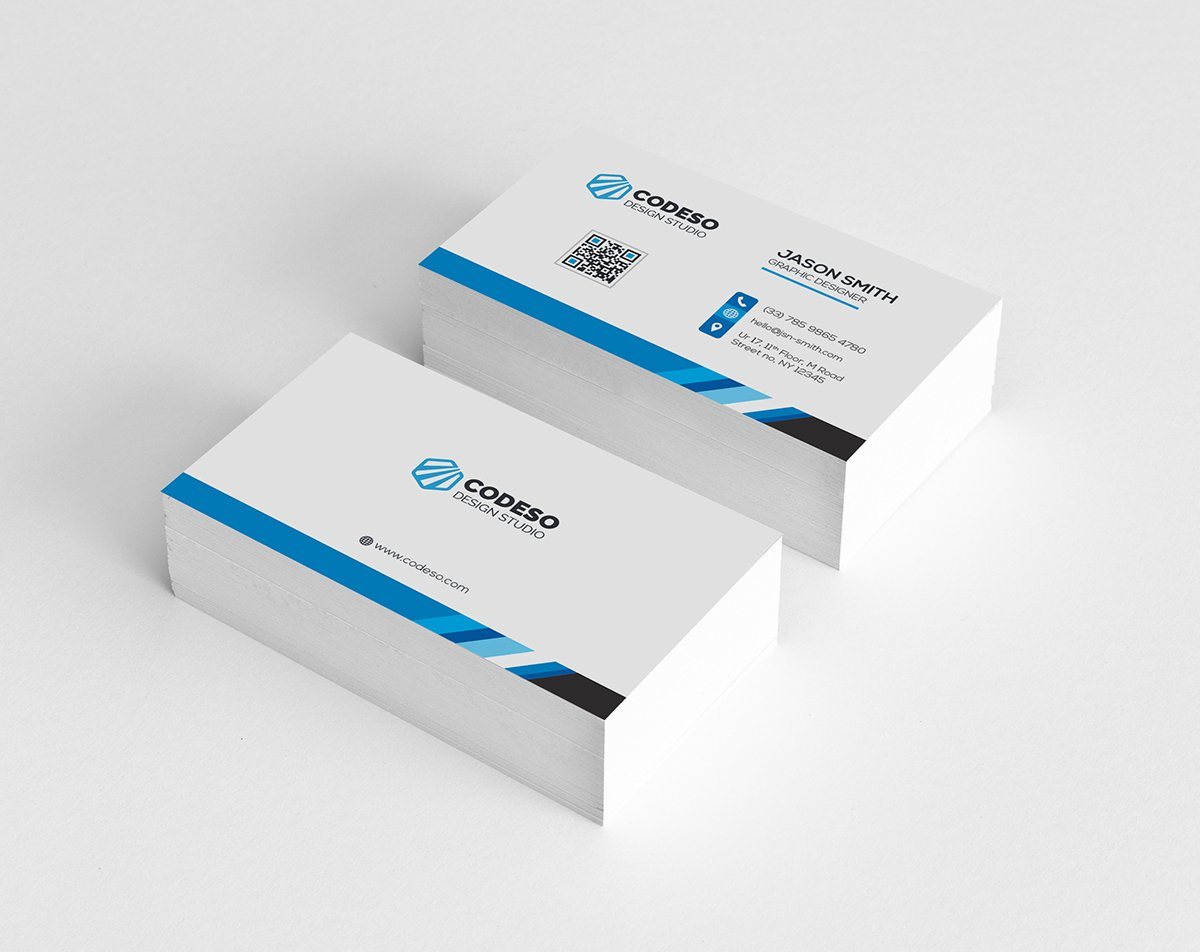 Criclegra corporate business cards business card templates modern business cards magicingreecefo Gallery