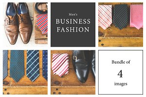 Men's business fashion bundle