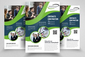 Creative Business FlyerTemplate