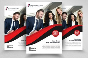 Business Association Flyer Templates