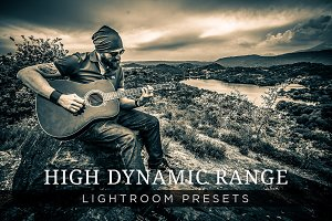 HDR Lightroom Presets Volume 1