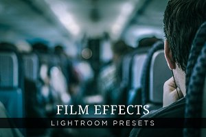 Film Effects Lightroom Presets Vol 1