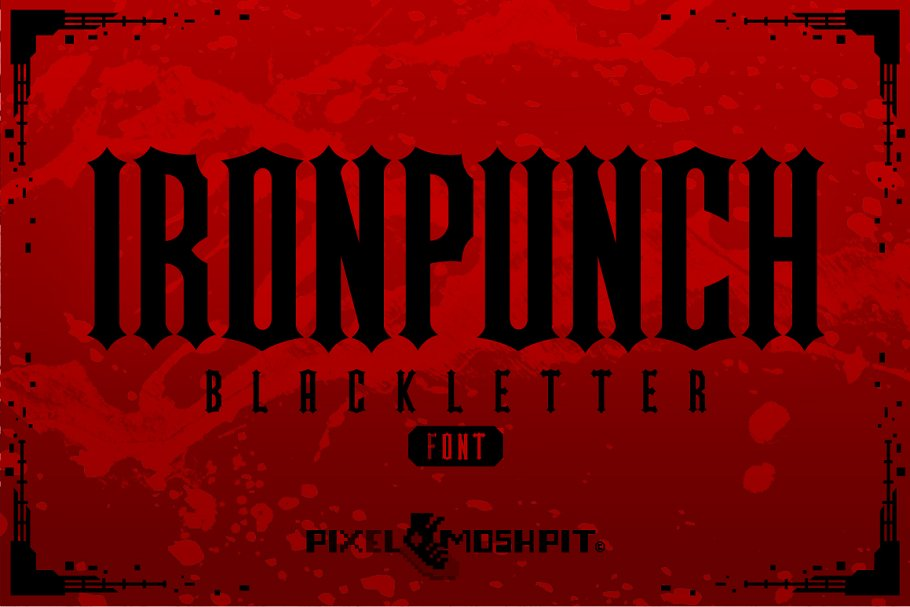 Ironpunch (Intro Sale)