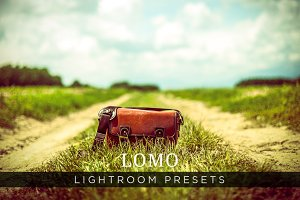 Lomo Lightroom Presets Volume 1
