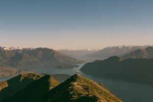 Roys peak summit