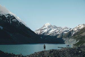 Mt Cook hike