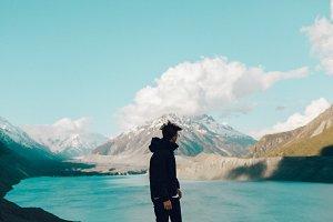 Mt Cook hiking