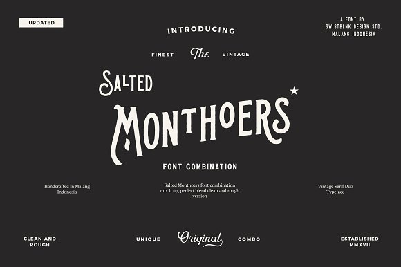 Salted Monthoers | Updated