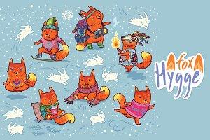 Hygge fox