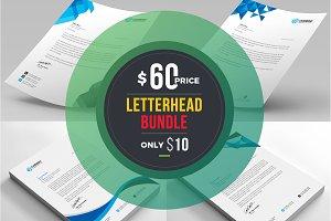 10 Letterhead