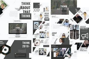 Think Keynote Template