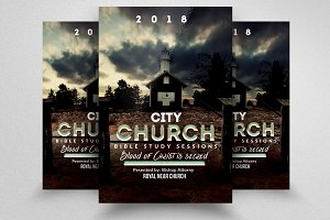 Last Journey Church Flyer