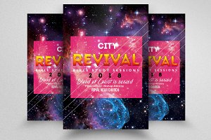 City Revival Flyer