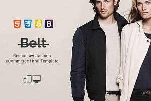 Belt - Fashion Store Html Template