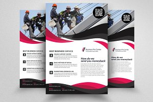 Business & Corporate Flyer Template