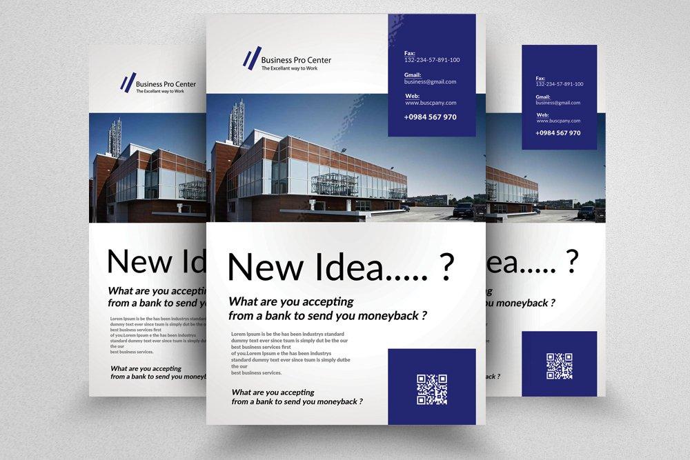 professional business flyer template flyer templates creative market