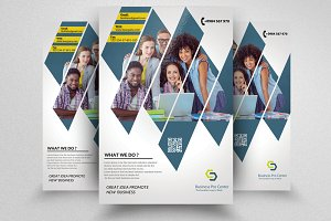 Professional Busines Flyer Templates