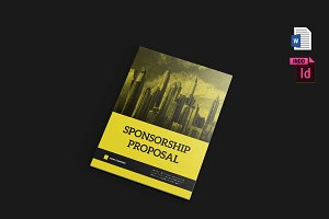 Sponsorship Proposal v1 (MS Word)