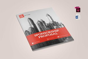 A4 Sponsorship Proposal (MS Word)