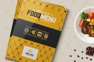 Food Menu for Restaurant