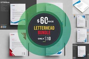 10 Corporate Letterhead
