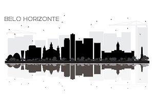 Belo Horizonte Brazil City skyline