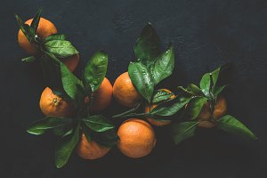 Tangerines or clementines