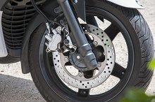 disc brake motorcycle