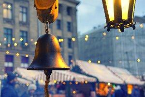 Christmas Market in Riga Square