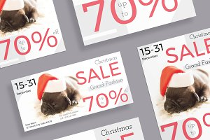 Flyers | Christmas Sale