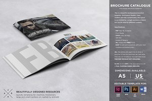 Brochure Catalogue Template