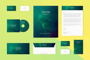 Brand Identity Set: Creation