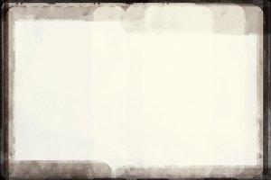 Grunge textured retro style frame