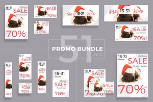 Promo Bundle | Christmas Sale