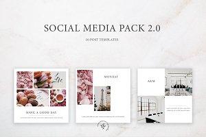 Social Media | Pack 2.0