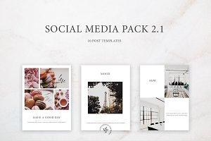 Social Media | Pack 2.1