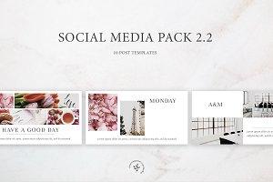 Social Media | Pack 2.2