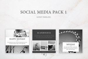 Social Media | Pack 1