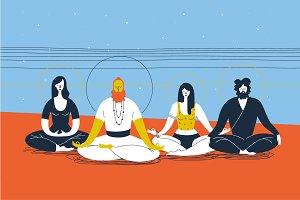 Collective spiritual practice