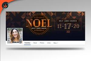 Noel Gala Facebook Timeline Cover