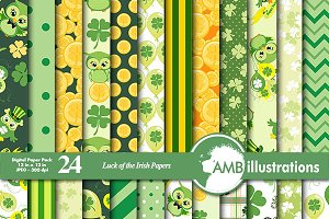 Irish Digital Paper AMB-826