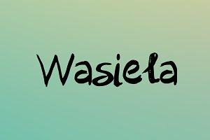 Wasiela Handwritten Script Font
